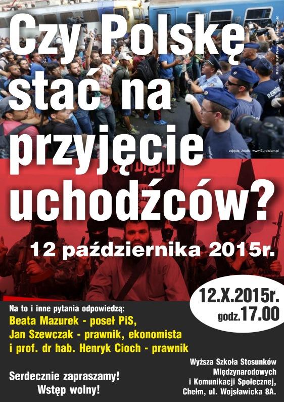 plakat_a3_uchodzcy_Zamosc